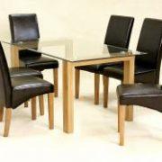 Adina Dining Table Large Oak