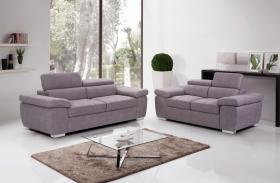 Amando Fabric 3 Seater Sofa