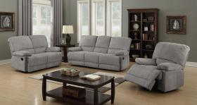 Berwick Recliner Fabric 3 Seater