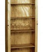 Corona Bookcase Large with 4 Shelves