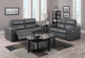 Fiore Power Recliner Bonded Leather & PU 2 Seater