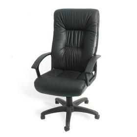 Iago High Back Office Chair Black
