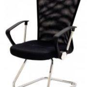 Keswick Office Chair Black & Charcoal