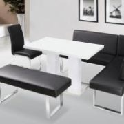 Liberty PU Chair Chrome