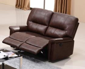 Manny Recliner Bonded PU 2 Seater