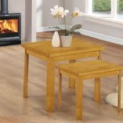 York Nest of Tables Natural