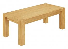 Zeus Rectangle Coffee Table Oak
