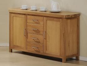 Zeus Sideboard Oak