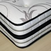 4 Foot Mattress Luxury Memory Pocket