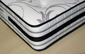 4 Foot Mattress Luxury Memory Pocket