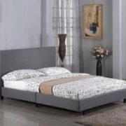 Fusion Fabric 4 Foot Bed Grey