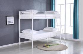 Himley Bunk Bed White