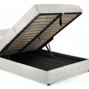 Quartz Storage PU Single Bed