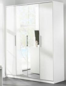 Topline Robe with two Mirrors 4 Door