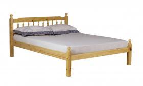 Torino Pine Bed Single
