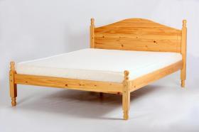 Veresi Pine Bed Single