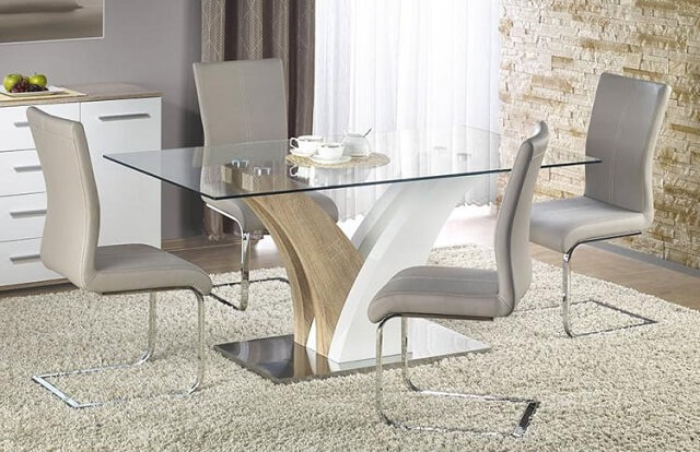 Buy Simone HG Dining Table Online